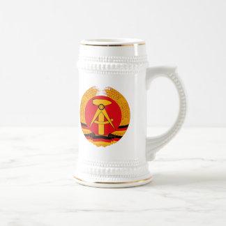 East Germany Coat of Arms Mug