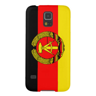 East Germany, Flag Case For Galaxy S5
