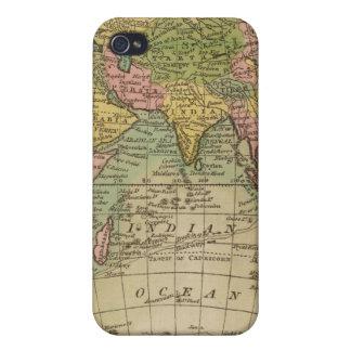 East Hemisphere iPhone 4 Covers