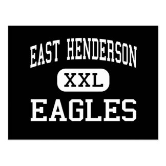East Henderson - Eagles - High - Flat Rock Post Cards