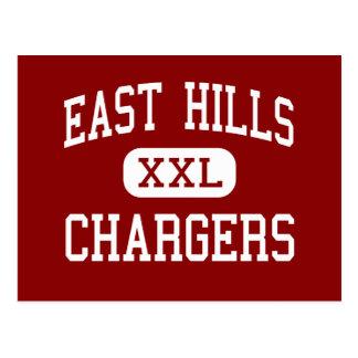 East Hills - Chargers - Middle - Bethlehem Postcard