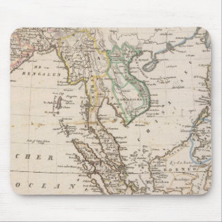 East India 2 Mouse Pad