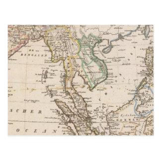 East India 2 Postcard