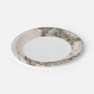 East India 7 Inch Paper Plate