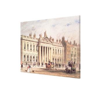 East India House, Leadenhall Street Canvas Print