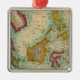 East India Islands Christmas Ornament