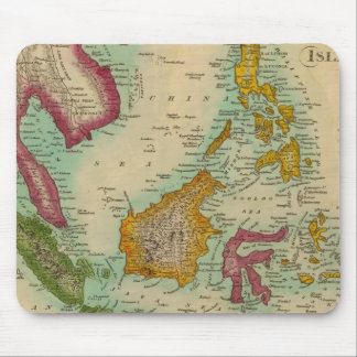 East India Islands Mouse Mat