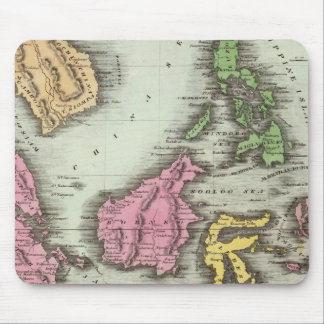 East India Isles 2 Mouse Pad