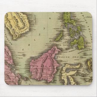 East India Isles 2 Mousepads
