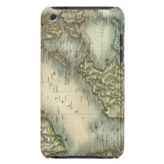 East India Isles 3 Barely There iPod Cover