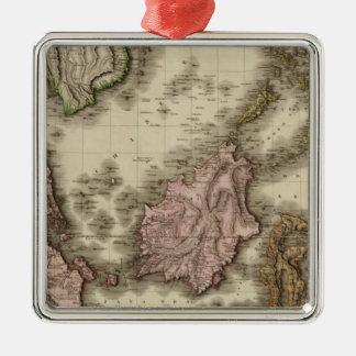 East India Isles Christmas Ornament
