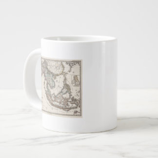 East India Large Coffee Mug