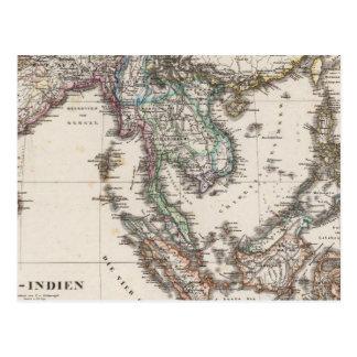East India Postcard