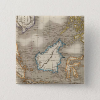 East Indian Islands 15 Cm Square Badge