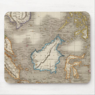 East Indian Islands Mouse Pad