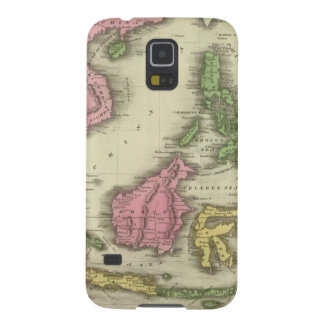 East Indian Isles Cases For Galaxy S5