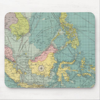 East Indian ports Mouse Mat
