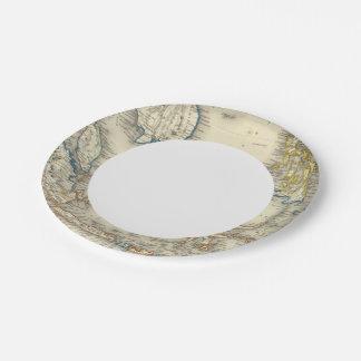 East Indies 2 Paper Plate