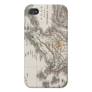 East Indies 3 Cover For iPhone 4