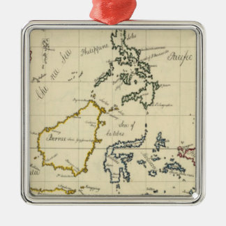 East Indies Christmas Ornament