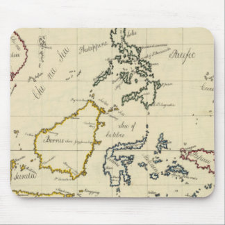 East Indies Mouse Mat