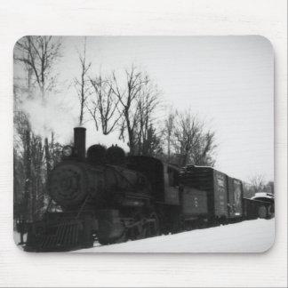 East Jordan & Southern Railroad Engine #6 Mouse Pad