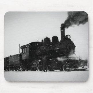 East Jordan & Southern Railroad Engine  No 6 Mouse Pad