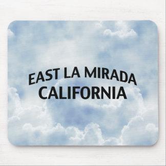 East La Mirada California Mouse Pads