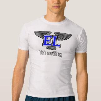 East Lake Wrestling Compression T-Shirt