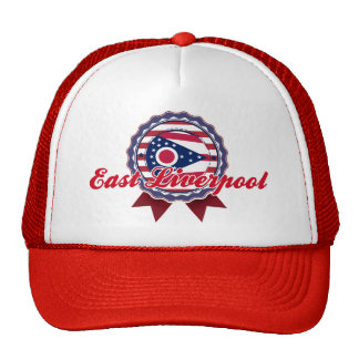 East Liverpool, OH Mesh Hats