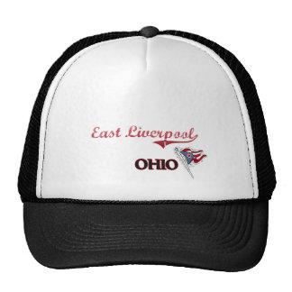 East Liverpool Ohio City Classic Trucker Hats