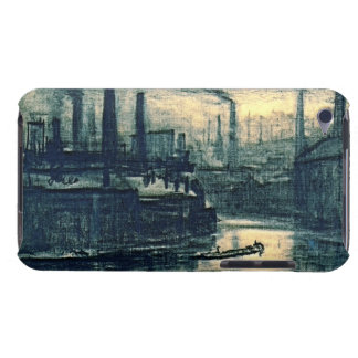 East London England 1908 iPod Touch Cover