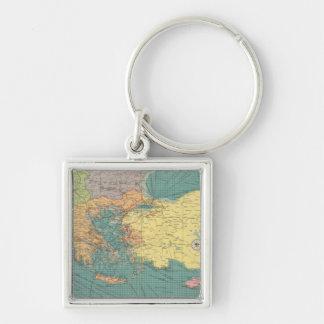 East Mediterranean Key Ring