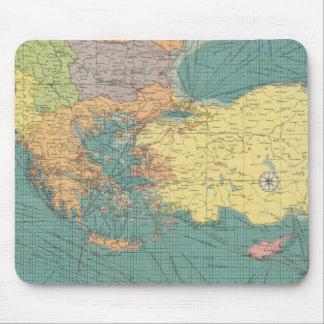 East Mediterranean Mouse Mat