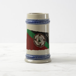East New Britain Province Waving Flag Mugs