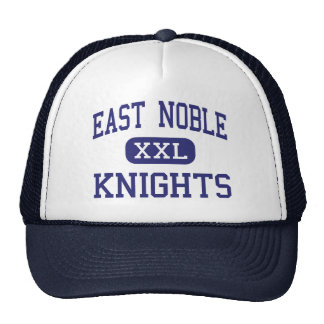 East Noble - Knights - High - Kendallville Indiana Cap
