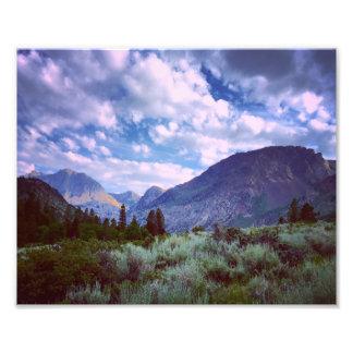 East of Yosemite Photographic Print