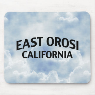 East Orosi California Mouse Pads