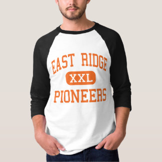 East Ridge - Pioneers - High - Chattanooga T-Shirt