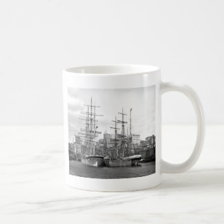 East River Ships 1900 Mug