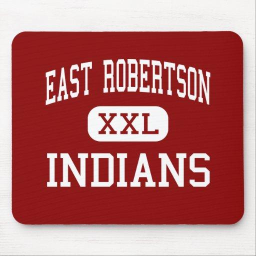East Robertson - Indians - High - Cross Plains Mouse Mats