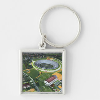 East Rock Park View of the Pardee Rose Garden Key Ring