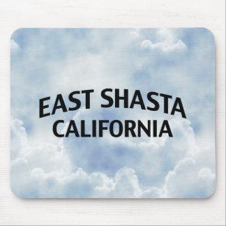 East Shasta California Mouse Pad