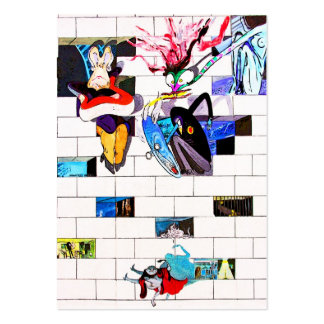East Side Gallery, Berlin Wall, Brick Art(1) Business Card