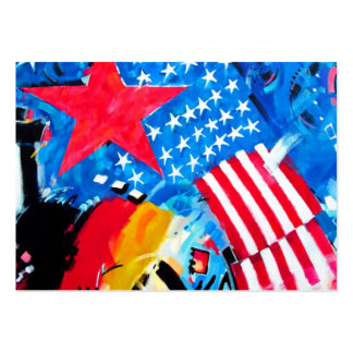 East Side Gallery, Berlin Wall, Flags Pack Of Chubby Business Cards