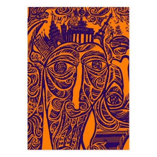 East Side Gallery, Berlin Wall, Modern Art (w30ob) Business Card Templates