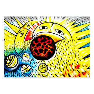 East Side Gallery,Berlin Wall,Sunshine and Smile Pack Of Chubby Business Cards