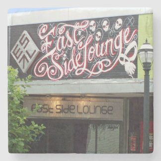 East Side Lounge, East Atlanta, EAV, Atlanta Stone Coaster