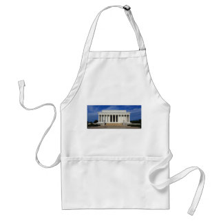 East Side of the Lincoln Memorial Washington D.C. Apron