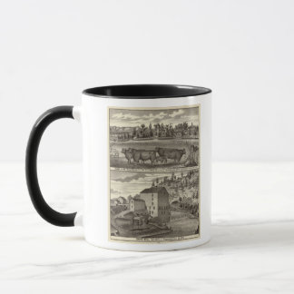 East Side, res & property and Davis' Mill Mug